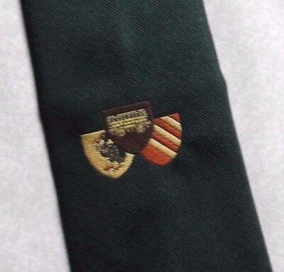 Vintage Tootal Cravatta Da Uomo Cravatta Retrò 1980s Fashion Tram Scudo Crested-mostra Il Titolo Originale Risparmia Il 50-70%