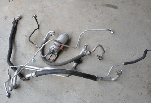 2003 Acura Rsx Air Condition Lines Ac Line Set Air