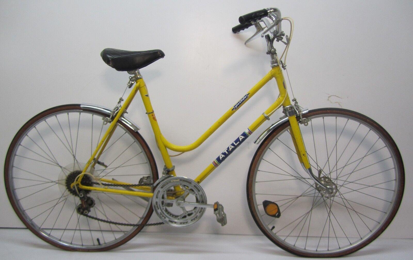 Vintage Atala  Giro D'Italia Bike Bicycle Womens Parts Restoration Project