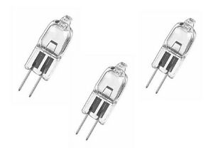 Pack-10-G4-12-Volt-5W-10W-Or-20W-Halogen-Capsule-Light-Bulbs-Lamps-Long-Life