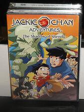 Jackie Chan Adventures: The Shadow of Shendu (DVD) SONY DVD! BRAND NEW! OOP!