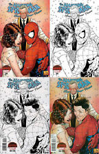 Amazing Spider-Man Renew Your Vows #5 1:100, 150, 200, 250 Stan Lee Variant Set