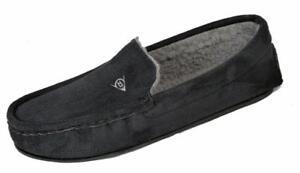 Uk George Durable Extérieure Semelle Mocassins Pantoufles 12 Taille Mocassins Dunlop 7HIqIv