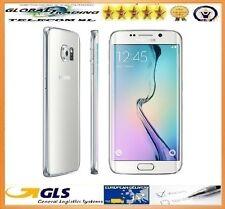 TELEFONO SAMSUNG GALAXY S6 EDGE SM-G925F 32GB  BLANCO PERFECTO ESTADO GRADO A