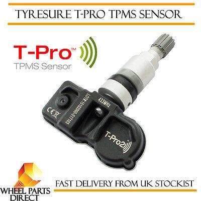 tyresure T-PRO Pressione Dei Pneumatici Valvola PER TOYOTA RAV 4 05-12 TPMS Sensori 4