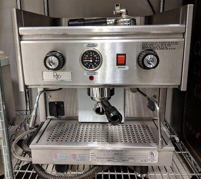 Rio (CMA - Astoria) 1 Group Semi-Automatic Espresso Machine | eBay