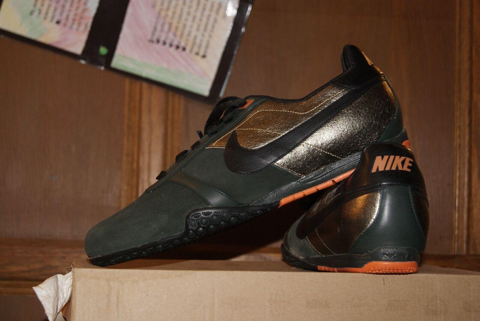 bei nike montreal premium sz niedrigen schwarz orange grüne sz premium 9 schuhe, schuhe c1aaea