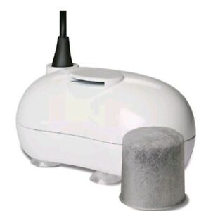 Ice White Pfd17-12901 Pet Supplies Knowledgeable Petsafe Hy-drate Filtration System For Cats Dishes, Feeders & Fountains