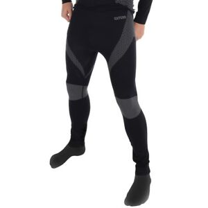 Oxford-Base-Couche-Pantalon-Thermique-Respirant-Compression-Fit-Pantalon-Noir-T