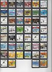 ***WORKING***You Pick Nintendo DS Video Game Cartridges LOT#2 **FREE SHIPPING**