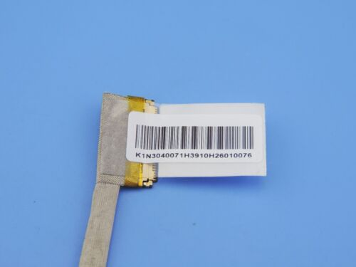 Original LVDS LED LCD Video Display Screen Flex Cable for MSI GL62M 7RD-058