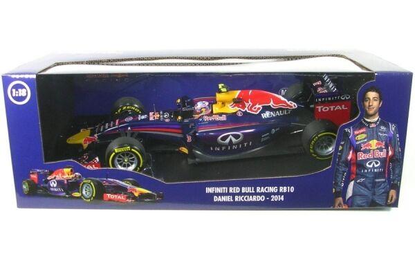 Red Bull Racing Racing Racing Renault RB10 no. 3 Daniel Ricciardo - Formula 1 2014 c97402