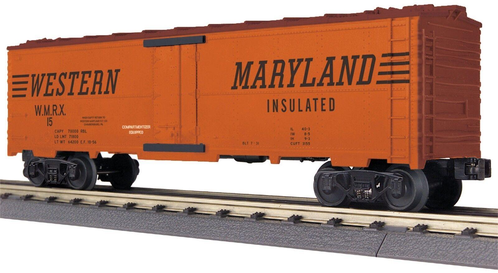 MTH 30-78177, o calibre, moderno hierba Coche-oeste de Maryland  15