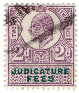 I-B-Edward-VII-Revenue-Judicature-Fees-2d