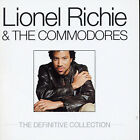 The Definitive Collection [Australia 2 CD] by Lionel Richie (CD, Nov-2003, 2 Discs, Universal Distribution)