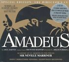 Amadeus [Special Edition: Director's Cut] [Newly Remastered Soundtrack Recording] by Neville Marriner (CD, Feb-2002, 2 Discs, Fantasy)