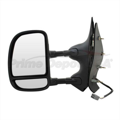 BRAND NEW #1 HIGH QUALITY POWER MIRROR~LEFT HAND SIDE DRIVER DOOR~Econoline Van
