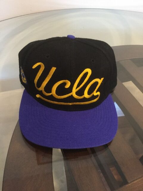 8c89fa2d997 NWOT UCLA Bruins American Needle Blockhead Snapback Hat Cap New Without Tags