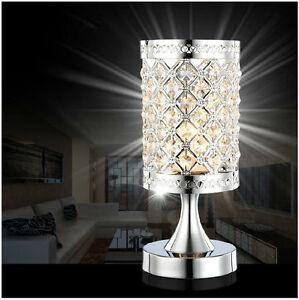 New crystal table lights dimmer lights bedside lamp wedding table lamp 6982hc ebay - Dimmer bedside lamp ...