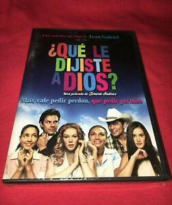 Que-Le-Dijiste-A-Dios-DVD-NEW-Teresa-Suarez-CON-ROLAS-DE-JUAN-GABRIEL