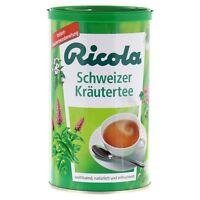 Ricola Herbal Tea -200g -made In Germany