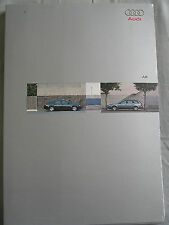 Audi A6 Saloon & Avant brochure pack Oct 1999