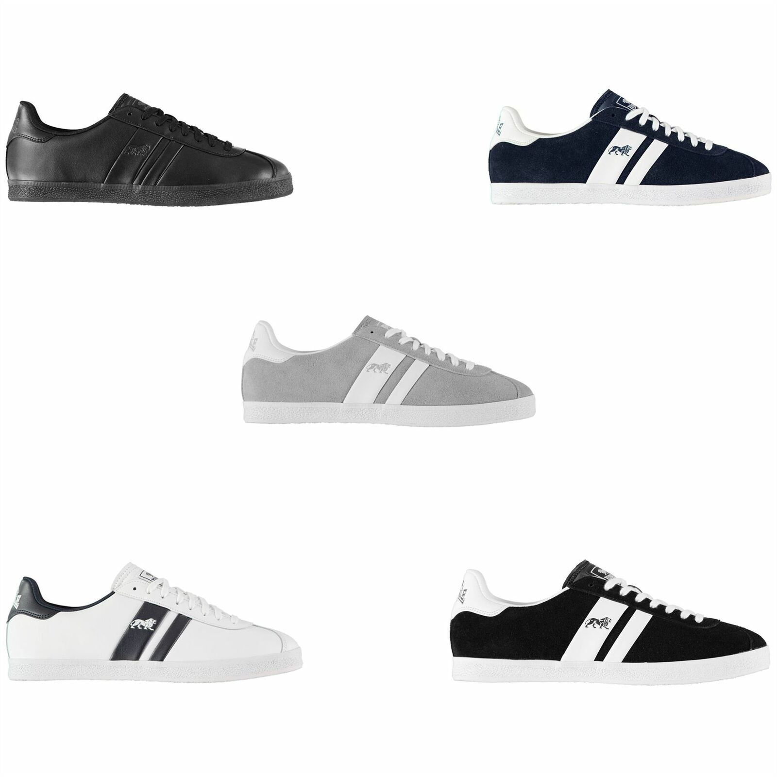Lonsdale Tufnell Trainers Mens schuhe Turnschuhe Footwear