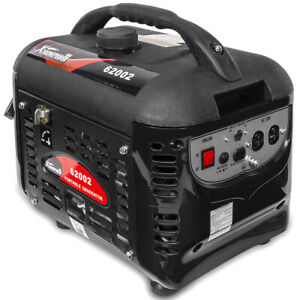 2000W-Gas-Portable-Generator-Quiet-RV-Home-Camping-4-Stroke-With-Handle