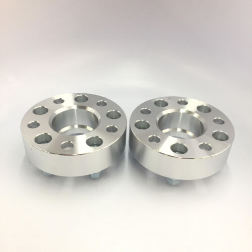 "2pc Hub centric Wheel Spacers Adapters5x10863.4 CB38mm 1.5/""USED"