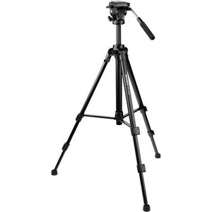 Magnus-VT-300-Video-Tripod-with-Fluid-Head