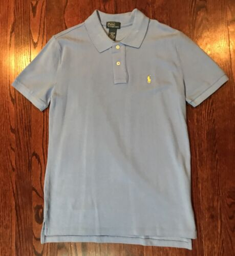 BOY/'S RALPH LAUREN POLO COLLARED SHIRTS SIZE LARGE 14-16 GREAT CONDITION!