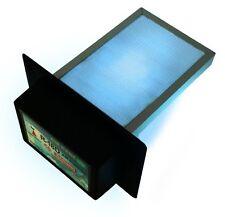 NEW! R18 DUAL LAMP!  UV UVC LIGHT Air Purifier HVAC Duct House AC Germicidal PCO