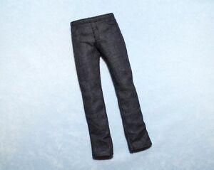 KB ~ MATTEL BTS V BLACK SATIN PANTS SLACKS CLOTHING FIT MODEL MUSE BARBIE