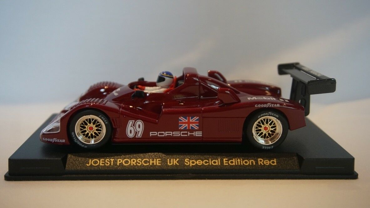 FLY Joest PORSCHE UK Special Edition Rosso  69 1 32
