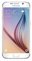 Unlocked At&t Samsung Galaxy S6 Sm-g920a - 32gb - White Pearl Smartphone