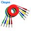 5PCS-4mm-Banana-Plug-to-Banana-Plug-Double-End-Test-Lead-For-Multimeter-5-Colors thumbnail 1