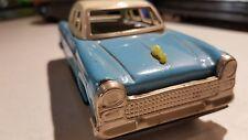 ancienne voiture miniature en tole chinoise année 60/70 a friction