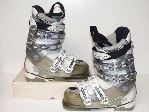 Skischuh Skistiefel gebraucht Salomon Divine RS, Gr.36-37 (dd-163) guter Zustand