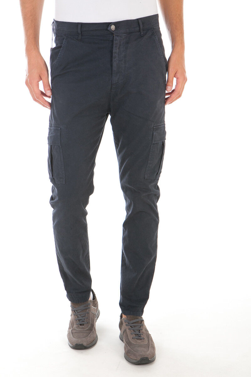 Pantaloni Daniele Alessandrini  Jeans Trouser hombres azul PJ5624L1903607 23  Todo en alta calidad y bajo precio.