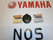 YAMAHA YZ400C, DT2, DT3, DT360A, RT1, SC500 - ENGINE DECOMPRESSION VALVE COVER