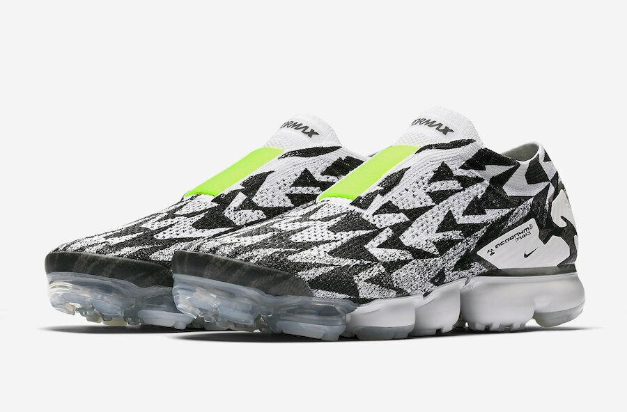 women's nike air vapormax flyknit moc 2 running shoes