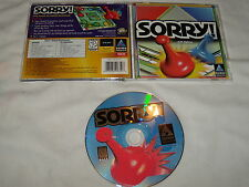 Sorry (PC, 1998) Mint condition