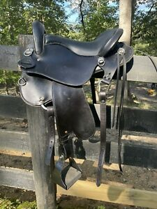 Tucker Trail Saddle