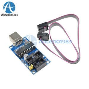Usbtiny-USBtinyISP-AVR-ISP-PROGRAMMATORE-per-Arduino-Bootloader-meag-2560-Uno-R3