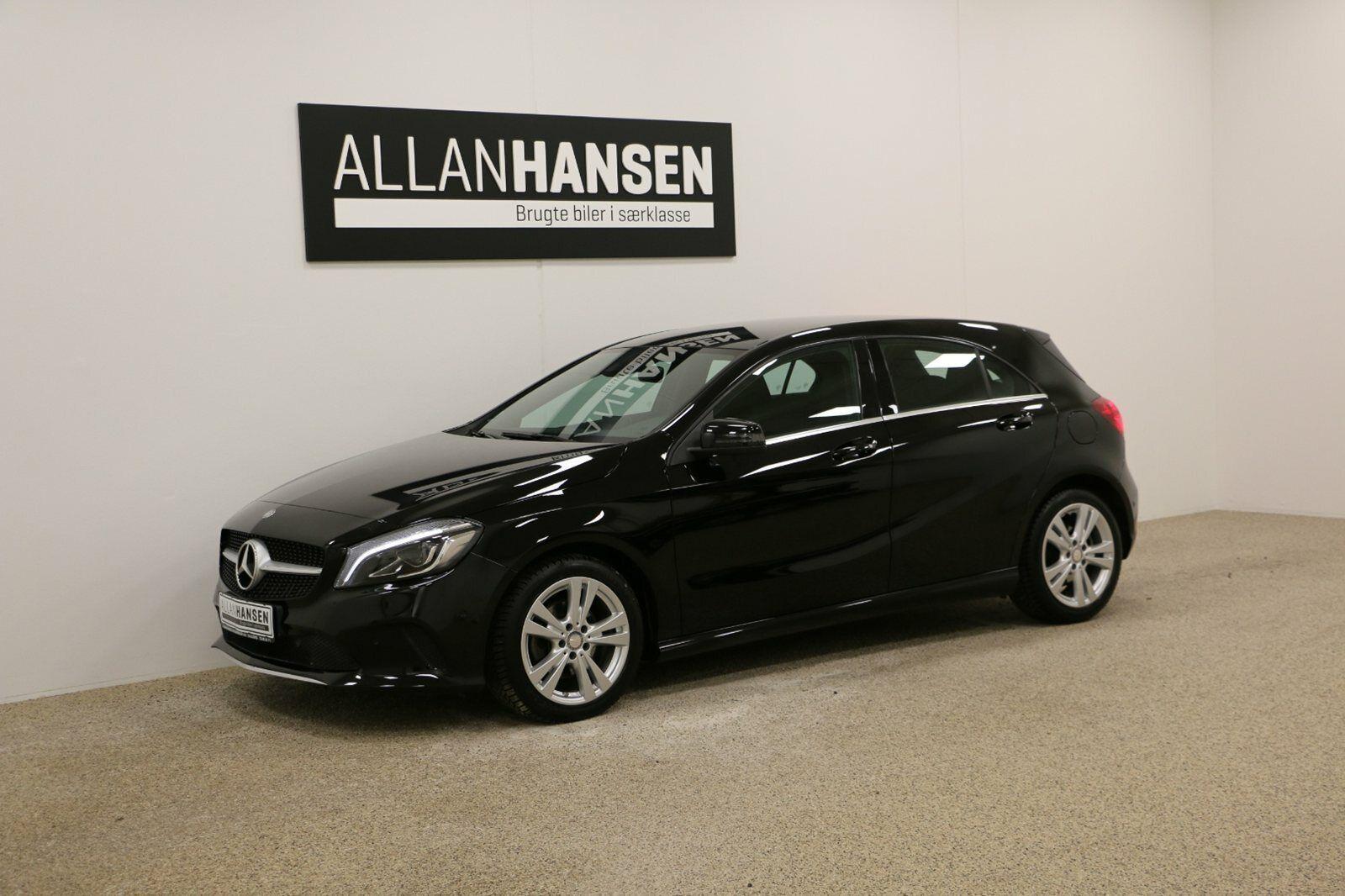 Mercedes A200 d 2,2 Urban aut. 5d - 264.900 kr.