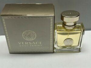 Versace Pour Femme 1.0 oz/30 ml Eau de Parfum Spray for Women, As Imaged