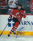 Signed 8x10 ERIC BOULTON New Jersey Devils Photo - COA
