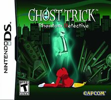 Ghost Trick: Phantom Detective [Nintendo DS DSi, Mystery Logic Puzzle Story] NEW