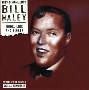 Bill-Haley-Bill-Hay-Hook-Line-amp-Sinker-Collection-New-CD