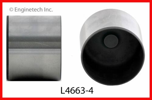 Enginetech L4663-4 Engine Valve Lifter